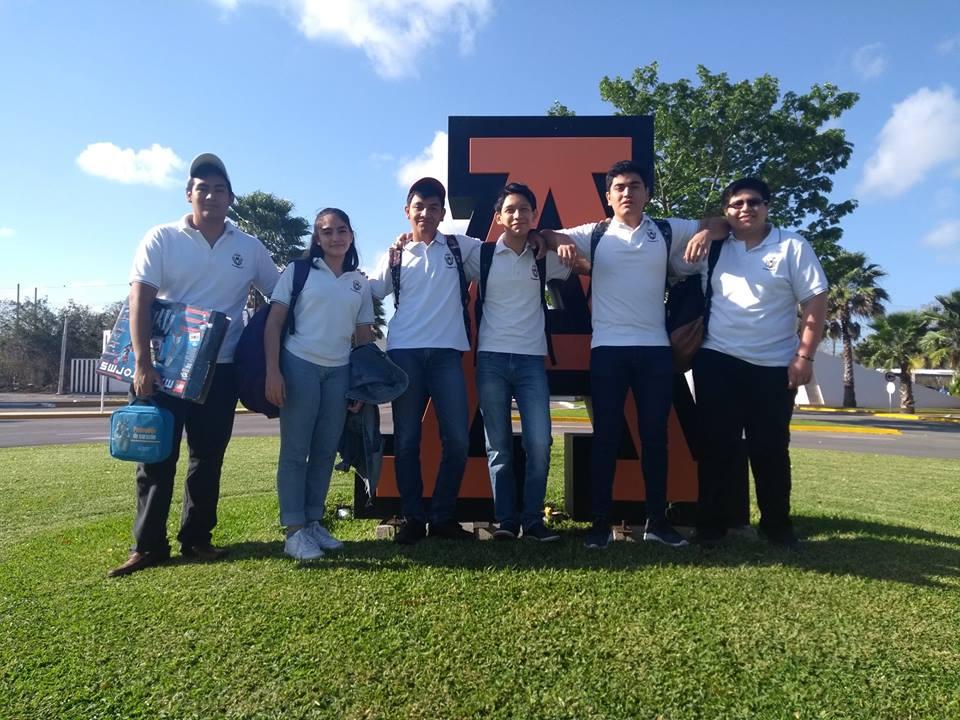 En la Universidad Anahuac Mayab
